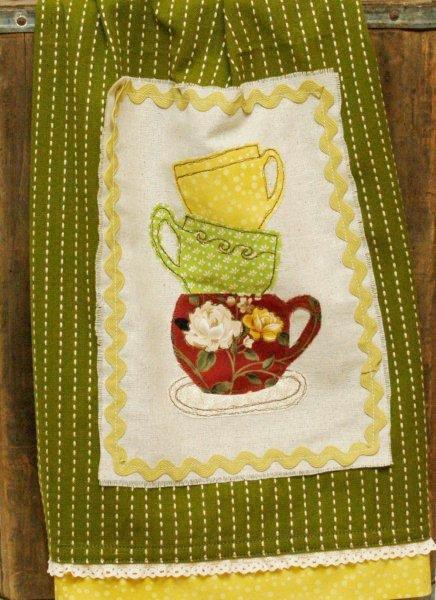 dishtowel tutorial